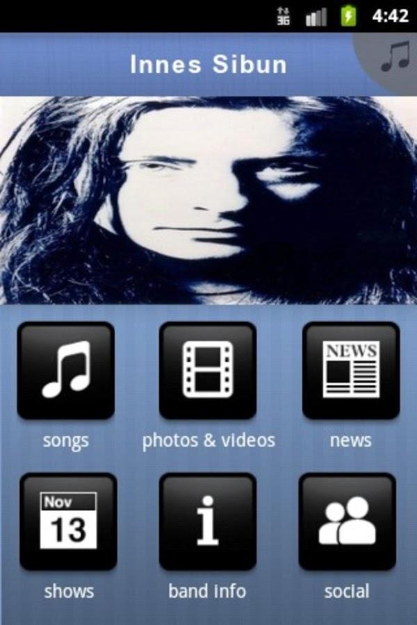 Innes Sibun- screenshot
