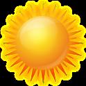 Golden hour icon