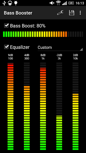 Bass Booster screenshot