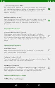 Greenify v2.3 build 6