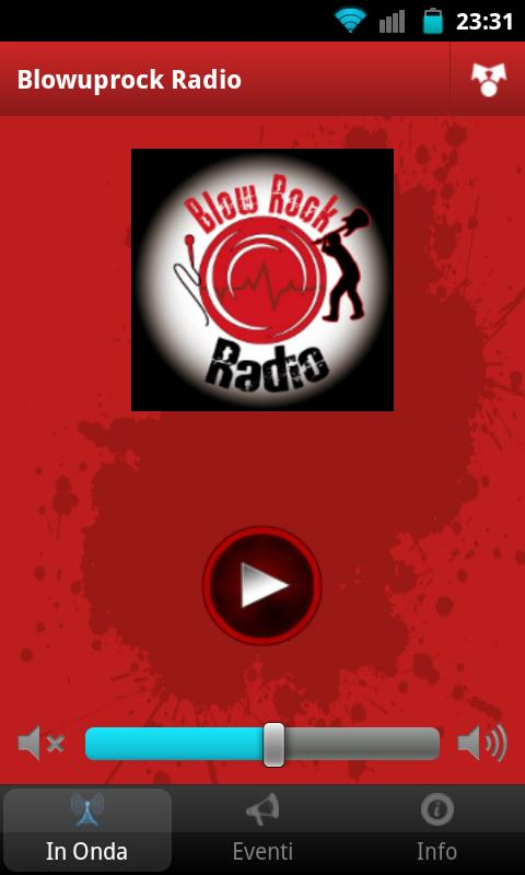 BlowRadio- screenshot
