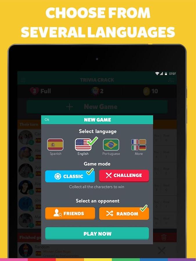 Trivia Crack (Ad free) - screenshot
