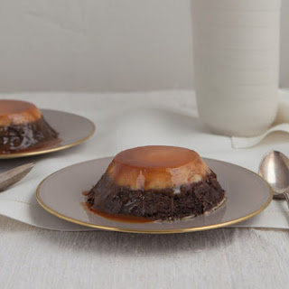 Impossible Chocoflan.