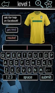 Football Kits Quiz - screenshot thumbnail