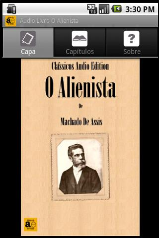 Audio Livro O Alienista - screenshot