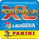 ADRENALYN XL LIGA BBVA 2014/15
