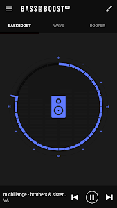 Bass Booster PRO - Music EQ v2.2