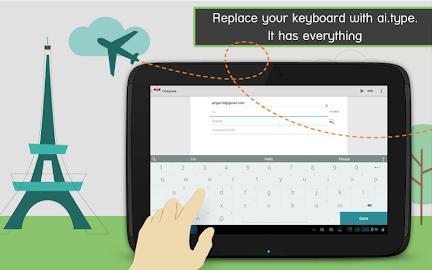 ai.type Keyboard Plus Screenshot 1