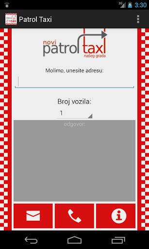 Patrol Taxi
