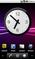 Screenshot of Office Analog Clock - Donate