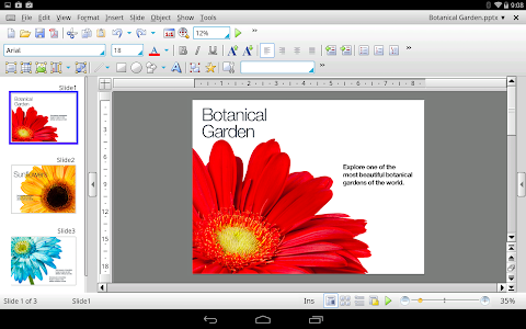 Office HD: Presentations FULL v2.0 build 16