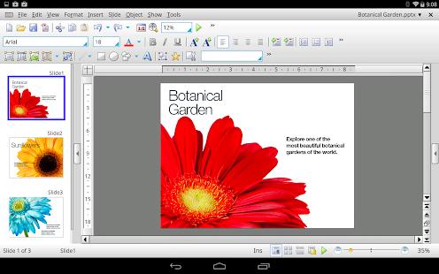 Office HD: Presentations FULL - screenshot thumbnail