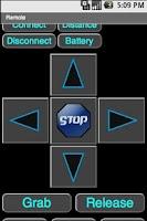 Screenshot of Mindstorms Control Car