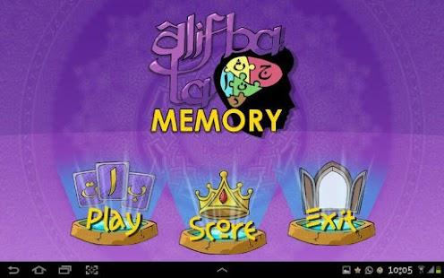 Alif Ba Ta Memory