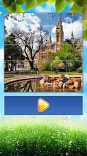 Jigsaw Places Tourism Puzzle