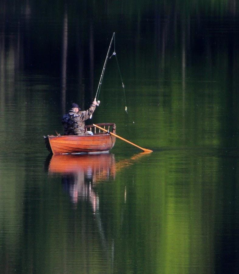 fishing by Jože Borišek - Sports & Fitness Other Sports ( slovenia )