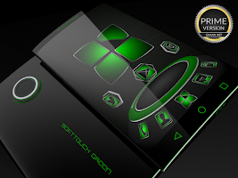 Screenshot of SoftTouch Green - Next Theme