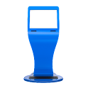 Mobile Marketing Kiosk icon