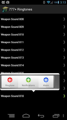 777 +槍的聲音