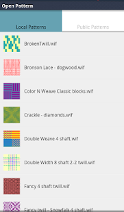 Weave with iWeaveIt- screenshot thumbnail