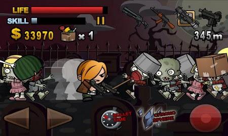 Biofrenzy: Frag The Zombies!! Screenshot 2