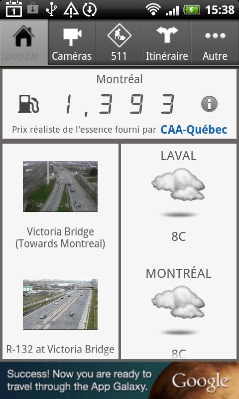 On The Road- screenshot