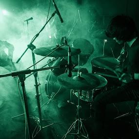 Drummer by Naveen Rai - News & Events Entertainment ( concert, agyat, , object, musical, instrument )