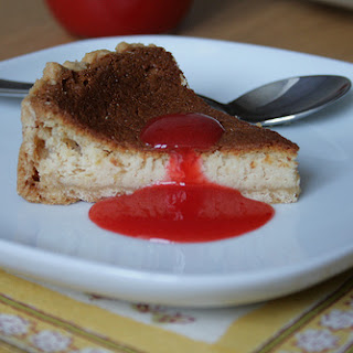 Light Ricotta Cheesecake recipe – 196 calories.
