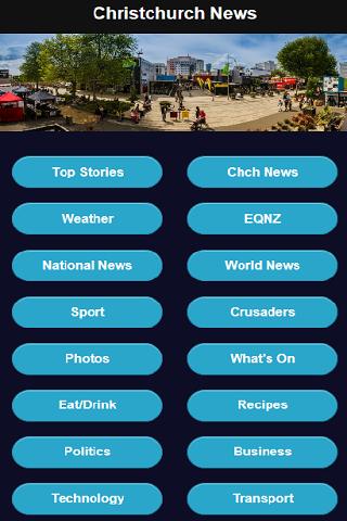 Christchurch News