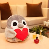 Pesoguin LWP Photo ( penguin )