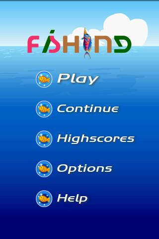 Fishing- screenshot