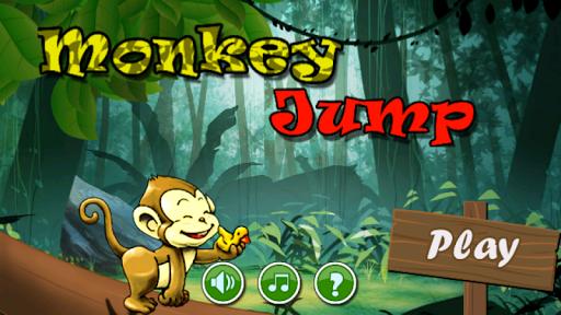 Monkey Jump Jungle