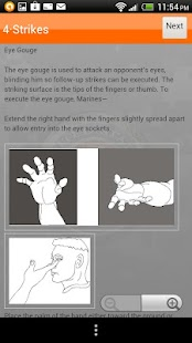 USMC Close Combat Manual FREE - screenshot thumbnail