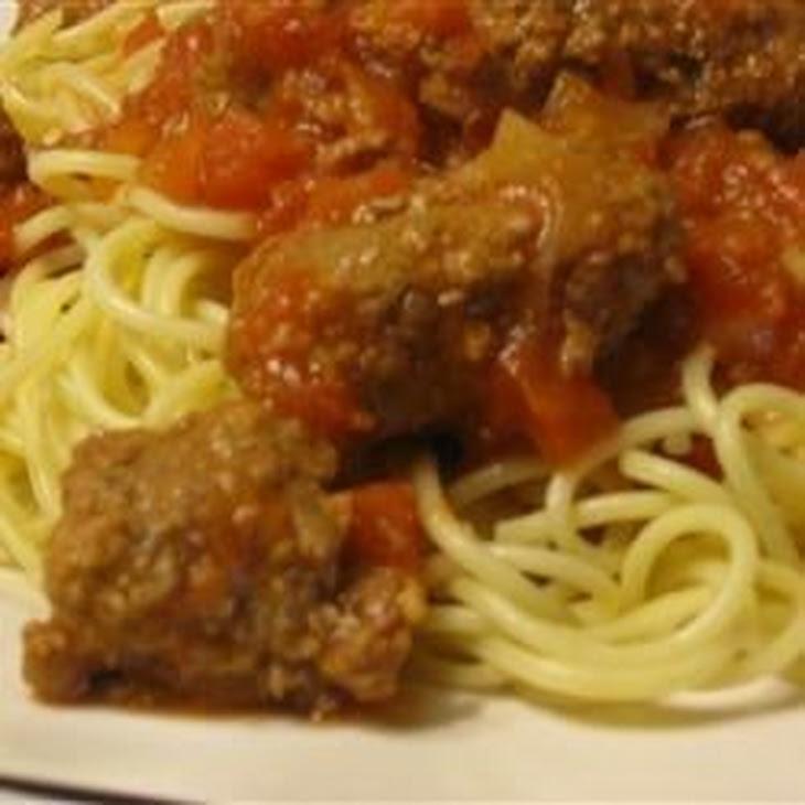 Italian Square Meatballs Recipe