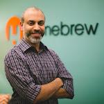 Satya Patel at Homebrew HQ