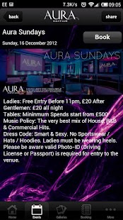 Aura Mayfair - screenshot thumbnail