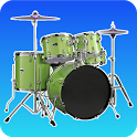 Real Drum Kit icon