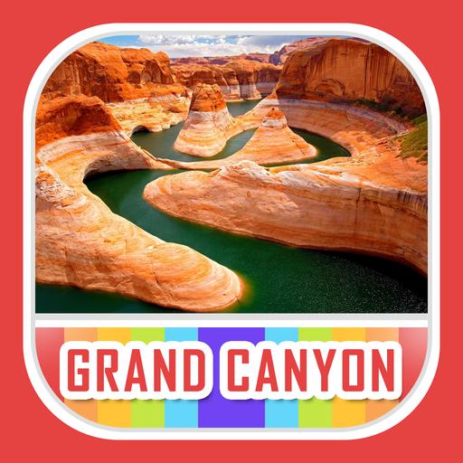 Grand Canyon Travel Guide LOGO-APP點子
