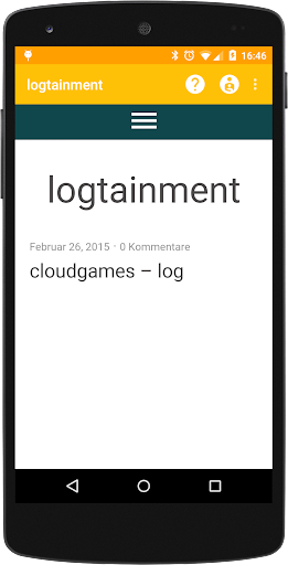 logtainment