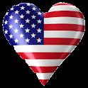 American Hearts Live Wallpaper icon
