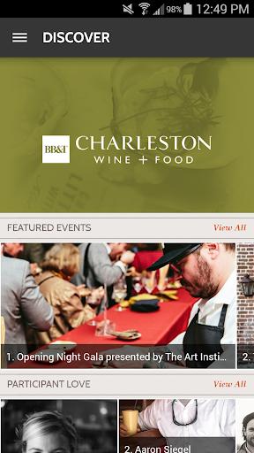 Charleston Wine + Food Fest