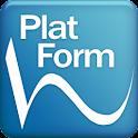 PlatformV Android Client(Beta) logo