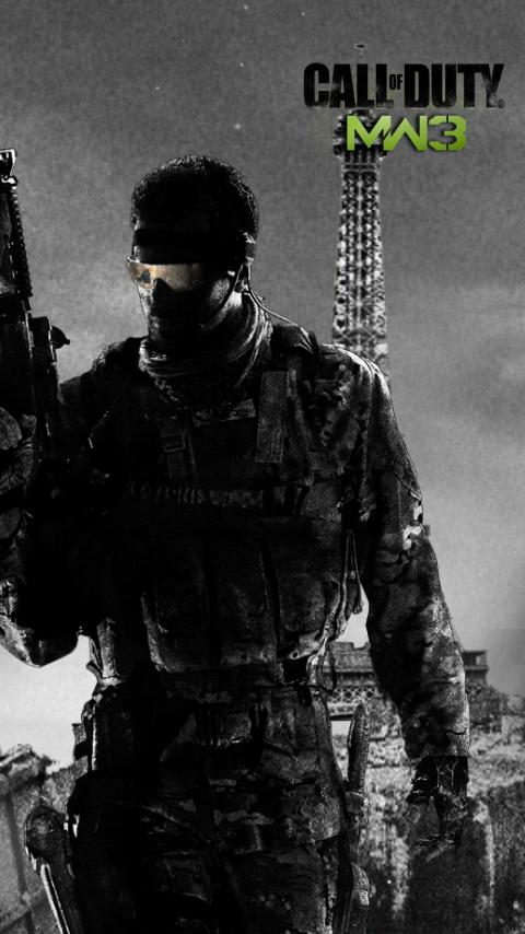MW3 Live Wallpaper- screenshot