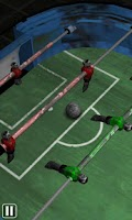 Screenshot of Foosball Classic