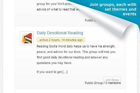 Bible Classes & Devotionals - screenshot thumbnail