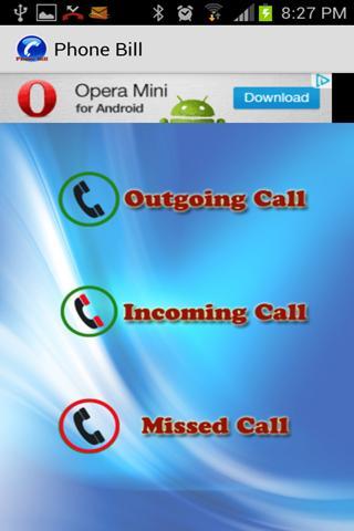 Phone Bill - فواتير المكالمات