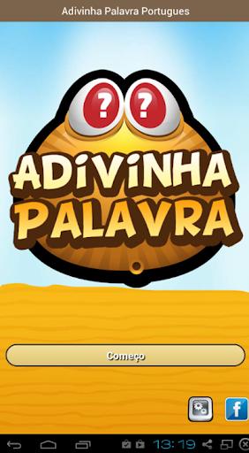 Adivinha Palavra Portuguese