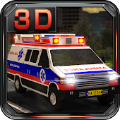 Medical Van 3D Parking