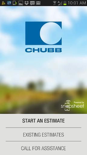 Chubb Mobile Estimate