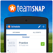 TeamSnap-Sport Team Management